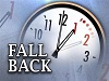 Fall Back - Time Change